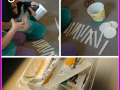 Seedling Markers! This is one of my favorite hacks! I tried Popsicle sticks at first, but they didn't hold up very well. Cutting old plastic containers into strips and marking with permanent marker is an ideal solution for frugal seed starting success. You won't want to miss the rest of our 10 Seed Starting Garden Hacks! These DIY tips and ideas will help you be the best gardener around!