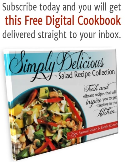simply salads sidebar image