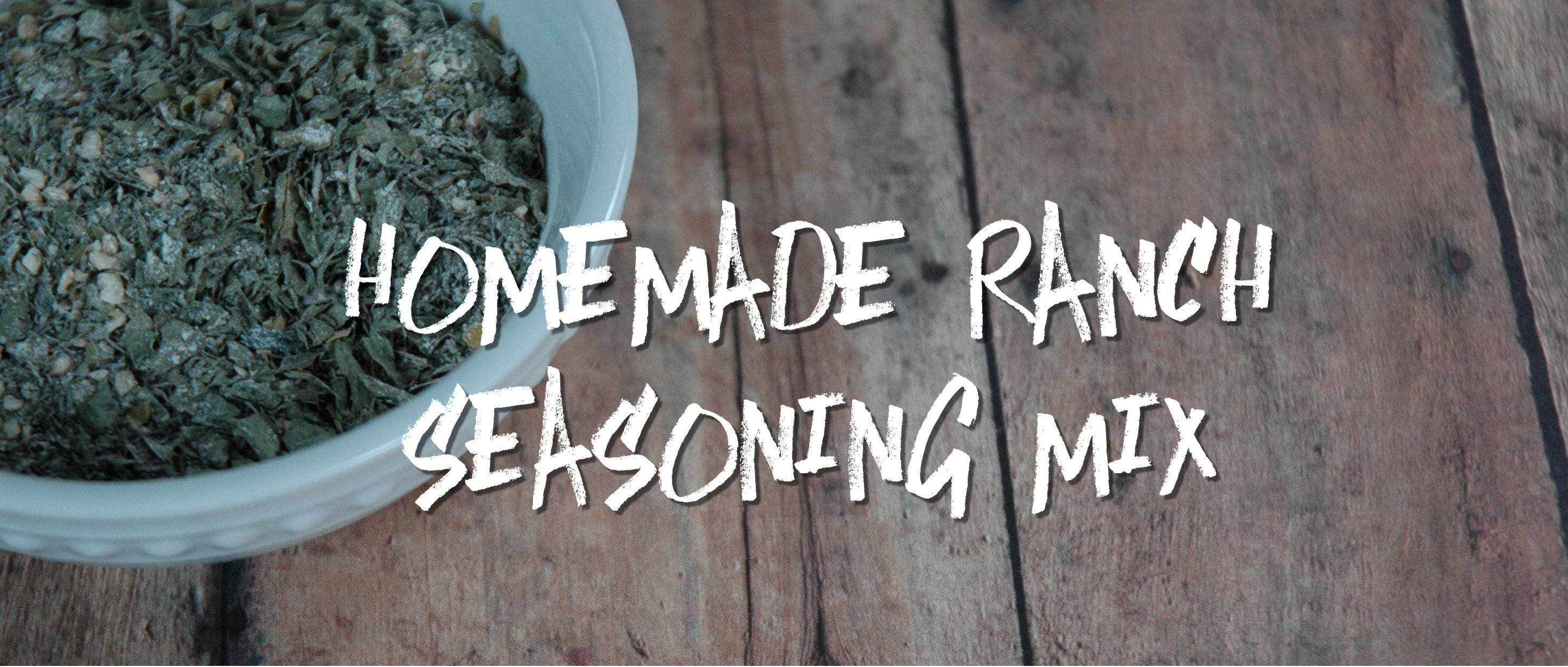 Ranch Seasoning Featured
