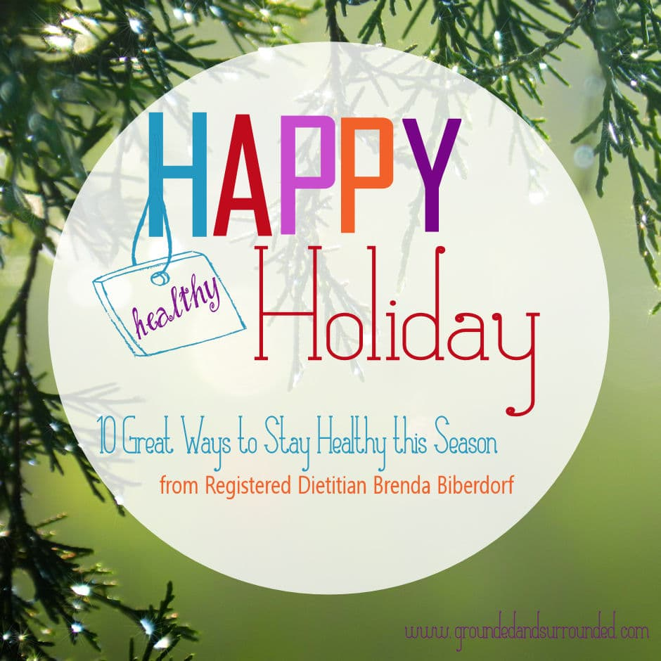 10 healthy holiday tips