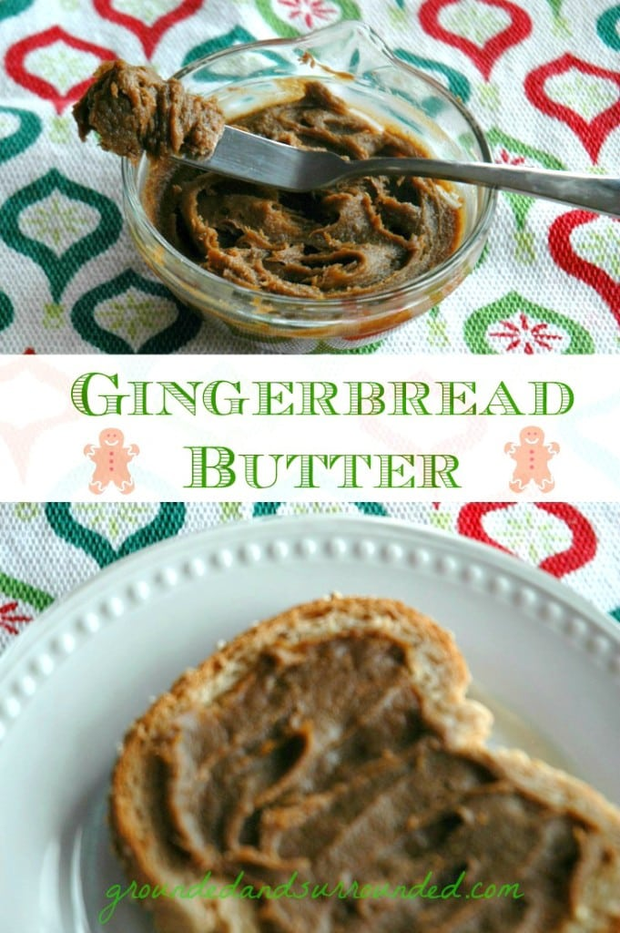 If Cookie Butter had a sweet, adorable, and jolly cousin, it would be none other than the tasty creation we call, Gingerbread Butter. This festive delicacy is my new addiction. This butter is wonderful on toast, crackers, as a dip for fruit or eaten by the spoonful right out of the jar. Be still my heart...this stuff is AMAZING! https://happihomemade.com/recipe/move-cookie-butter-gingerbread-butter/