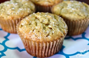 I love baking recipes that are healthy and easy! These Simply Amazing Banana Muffins are the best recipe I have found so far! I love the fact that it takes less than 30 minutes (ONLY 8 ingredients!) to make this recipe from start to warm, gooey, finish! It's your choice if you want to add chocolate chips or nuts. I have also had success using whole wheat flour and baking this batter in small loaf pans and giving them as teacher or neighbor gifts!
