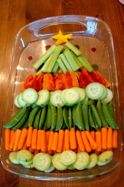 kelly toups veggie tray