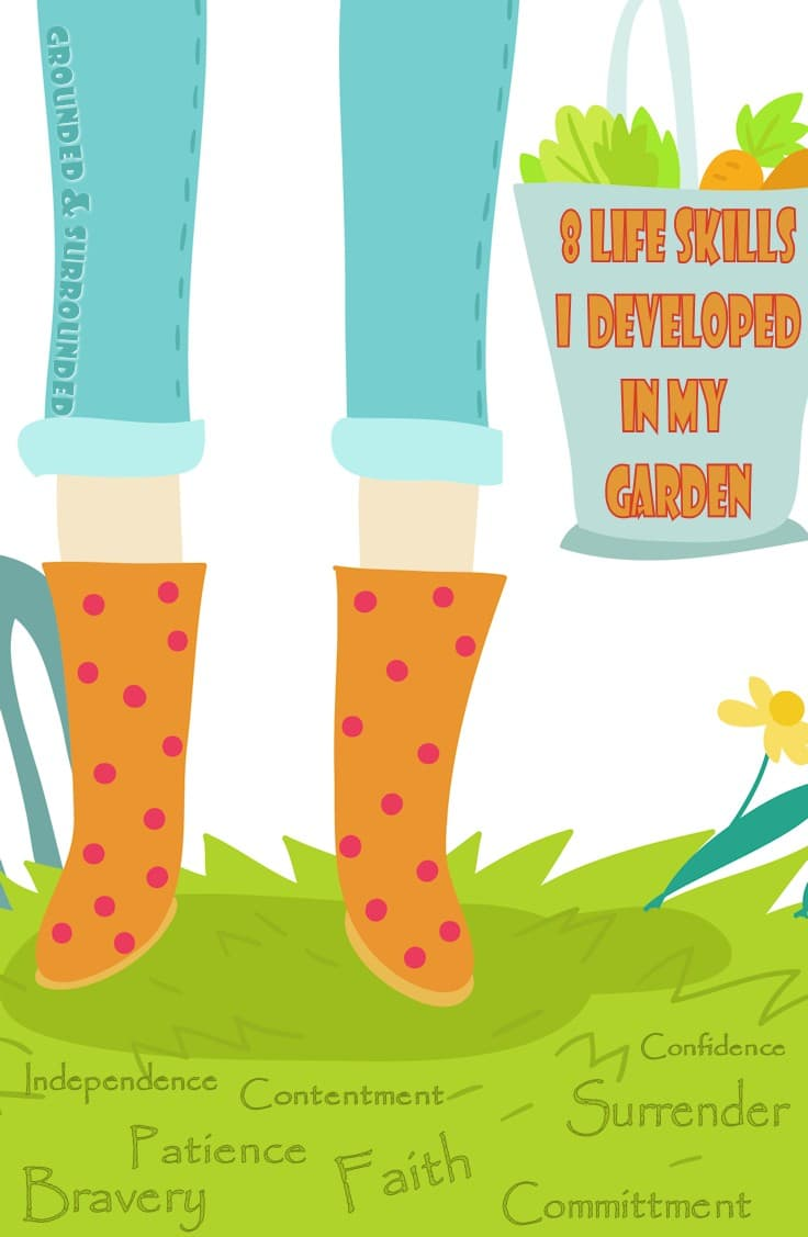 Do you know what it takes to grow a successful garden? Well Daisy Rain Martin sure does. She shares her humorous take on gardening and the wisdom it brings. https://happihomemade.com/8-life-skills-garden/