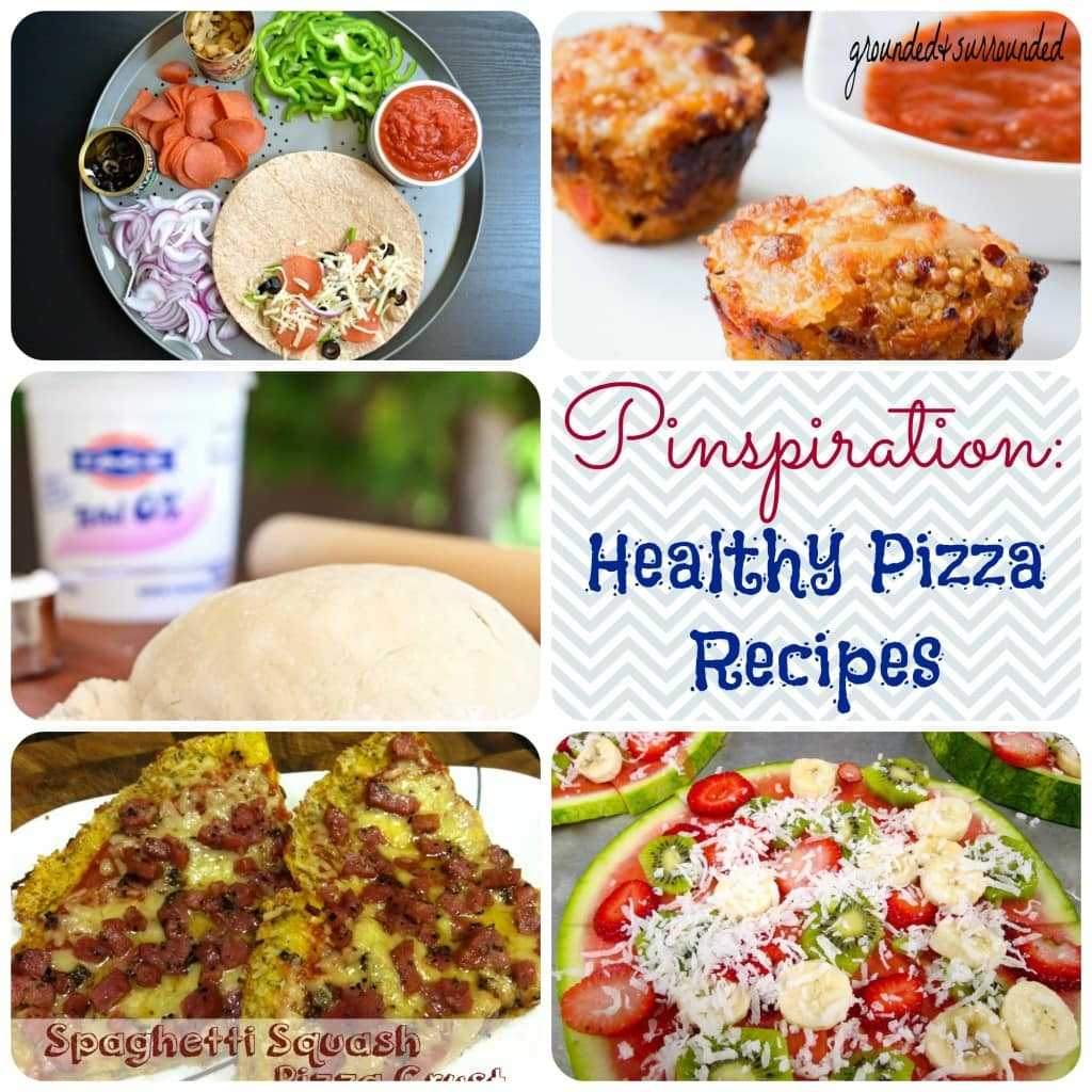 Healthy Pizza Recipe Pinspiration: Are you craving pizza, but don't want to ruin your clean eating and healthy lifestyle? We have found the most delicious and easy recipes for you! Pizzadilla, anyone? https://happihomemade.com/healthy-pizza-recipe-collection/