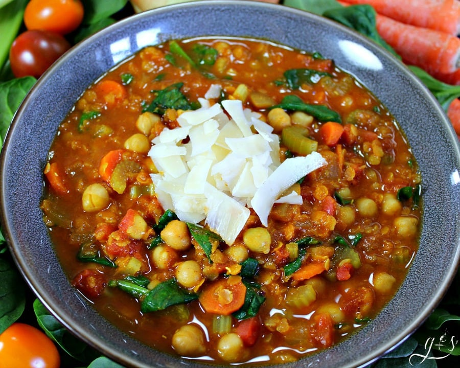Vegetarian moroccan chickpea stew grounded surrounded forumfinder Gallery