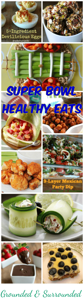 Want to enjoy the big game but not ruin your entire week of healthy living? We've got you covered with these easy and light appetizer ideas. Everything from the best desserts for a crowd (cheap and frugal ideas), gluten free dips and chips, and tons more delicious recipes to snack on during your football party!