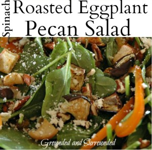 Looking for a unique, yet simple salad to prepare for your next meal or family get together? Well, you found it! Serve this healthy and whole food recipe warm or cold! Oh, the delicious flavors in this salad! You better print extra copies of this recipe because all your guests will be asking for it! groundedandsurrounded.com