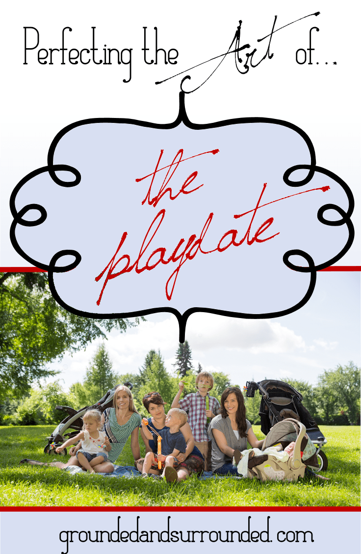 """Perfecting the Art of the Playdate 
