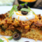 Clean Eating Mexican Cornbread Casserole