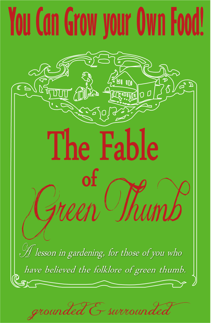 Everyone can grow their own food, even you! This gardening fable is a lesson in gardening for those of you who have believed the folklore of green thumb. https://happihomemade.com/gardening-fable-of-green-thumb-2/