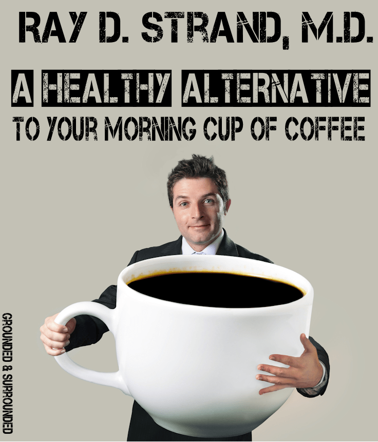 Dr. Ray Strand shares a healthy alternative to addictive stimulates found in most energy drinks, coffee, and caffeinated beverages. Would you like a healthy alternative to your morning cup of joe, latte, or espresso? https://happihomemade.com/healthy-alternative-coffee/