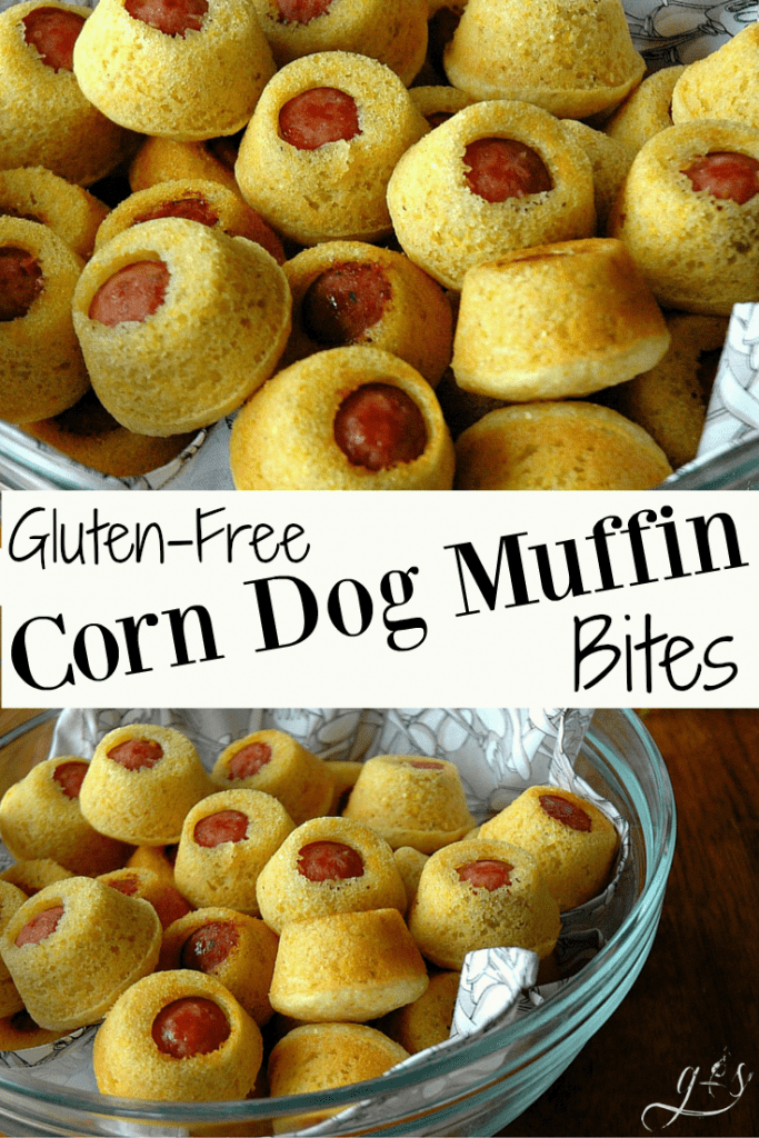 Gluten-Free Corn Dog Muffin Bites | Grounded & Surrounded