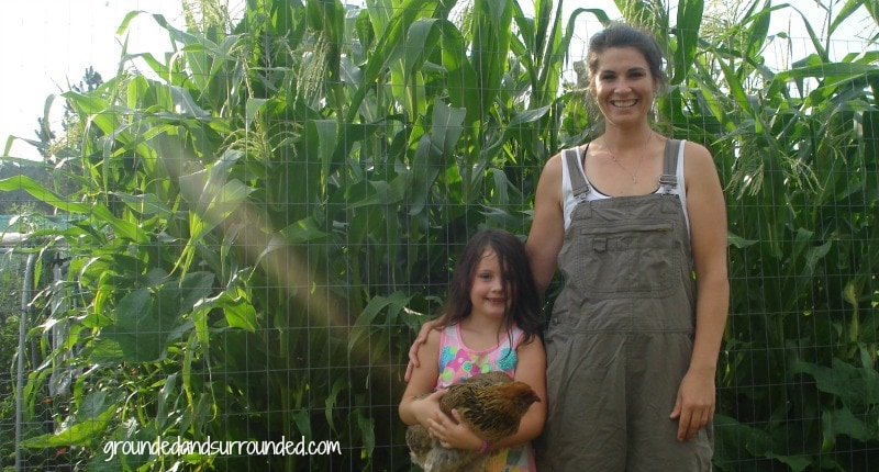What does it mean to be a modern day homesteader grounded