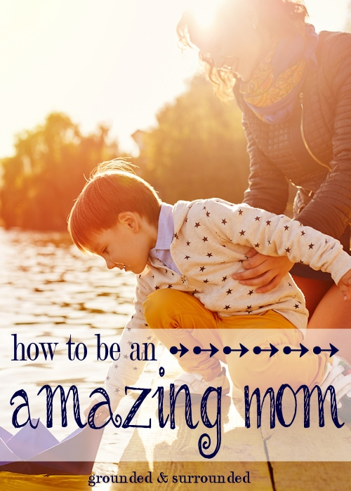 """Do you ever feel the need to apologize when you choose to """"get-some-work-done"""" rather than """"doing-whatever-my-kids-want-me-to-do""""? Here is some great advice from a mom who has been there! https://happihomemade.com/how-to-amazing-mom/"""