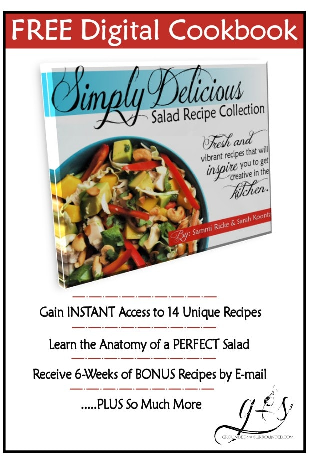 Free Digital Cookbook Pinnable 2