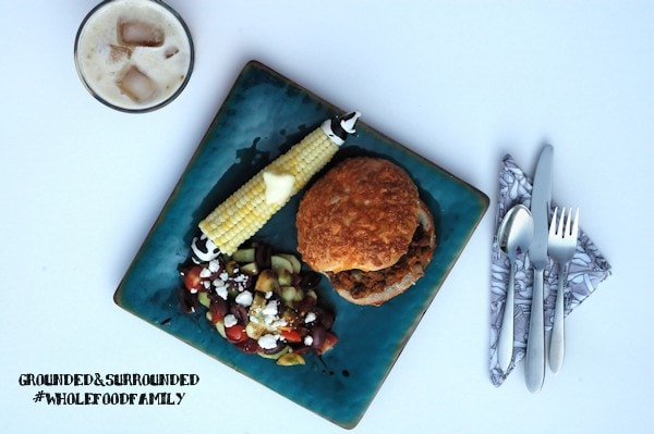 Whole Food Makeovers Sloppy Joes ~ The best healthy and easy sloppy joe recipe made with tons of vegetables and a few simple pantry ingredients! This isn't your mama's Manwich recipe! This homemade dish contains 5 whole food ingredients and all the amazing flavors you have come to expect. If you are looking to bump up the nutritional value of your meals, this ones for you! Use ground turkey or beef.