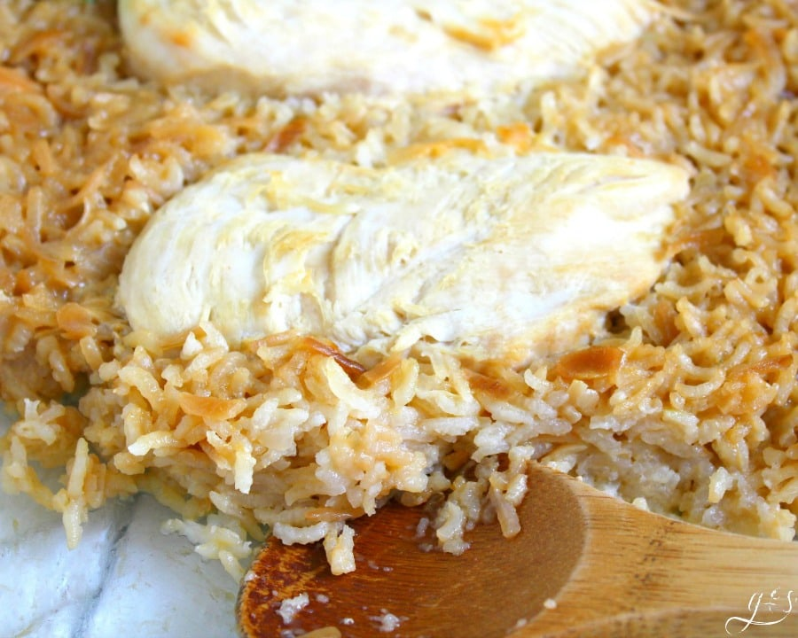5-ingredient-chicken-rice-bake-2featured