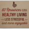 Overwhelmed by Healthy Living?