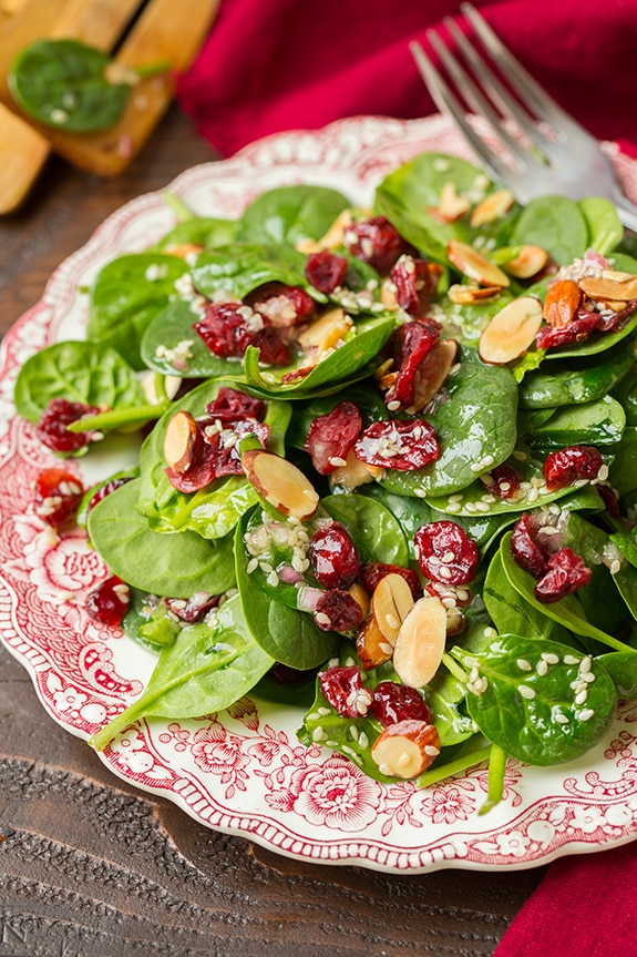 cranberry_almond_spinach_salad
