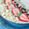 Oatmeal Chocolate Chip Cookie Smoothie Bowl