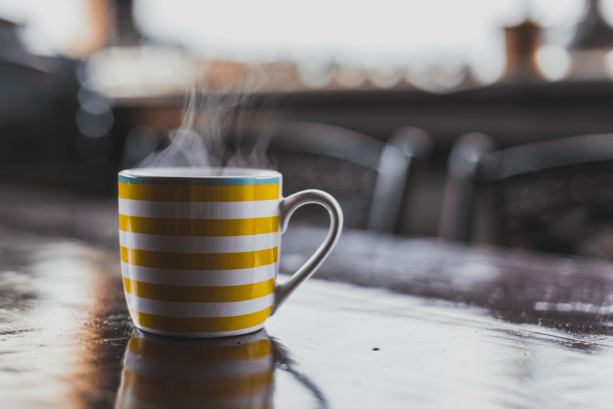 The Health Benefits of Decaf Coffee | I know, I know, decaf coffee? No way, especially in the mornings! But hear me out...have you ever tried it? It tastes JUST the same, sometimes even better because the decaffeinate process removes a lot of the extreme bitterness from the beans. The best cup of joe may just be from freshly ground decaf beans. Find the caffeine truths and facts about decaf drinks in this article before you turn your nose up at it. ;)