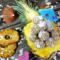 4 Ingredient Pina Colada Energy Bites