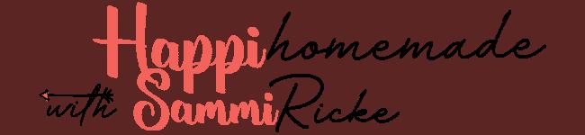HappiHomemade with Sammi Ricke